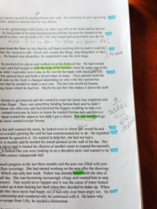 Editing Blog